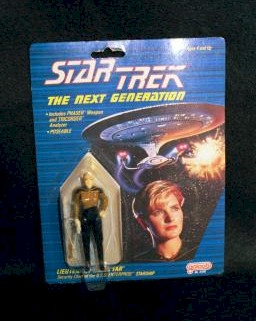 Star Trek: The Next Generation Tasha Yar action figure photo