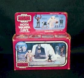 Star Wars Micro Collection 'Hoth Wampa Cave' photo