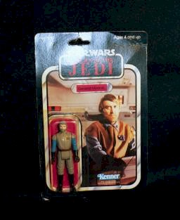Return of the Jedi 'Gen. Madine' 3-3/4-inch action figure photo
