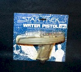 Star Trek-The Motion Picture Water Pistol photo
