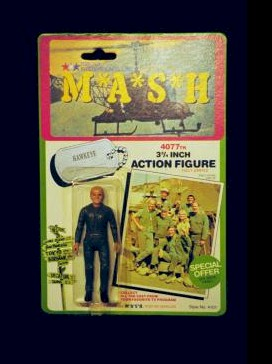MASH 'Hawkeye' 3-3/4' action figure photo