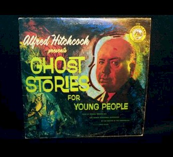 Alfred Hitchcock presents Ghost Stories LP photo