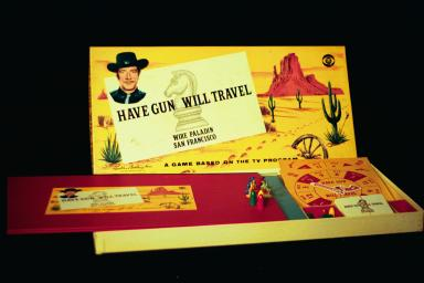 Have Gun Will Travel Game photo