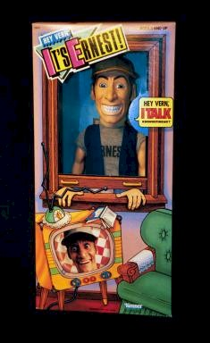 Talking Ernest 17-inch Doll photo