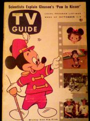Mickey Mouse Club TV Guide photo