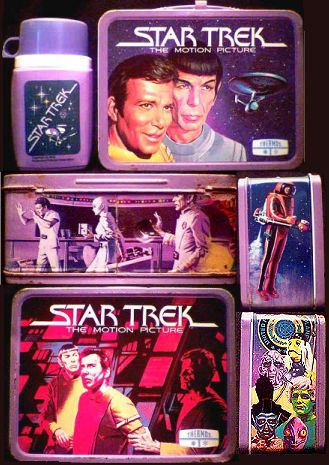 Star Trek: The Motion Picture Lunch Box photo