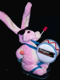 Energizer Bunny Plush Doll photo