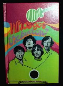 "The Monkees ""Who's Got The Button"" book photo"