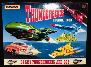 Thunderbirds Rescue Pack photo