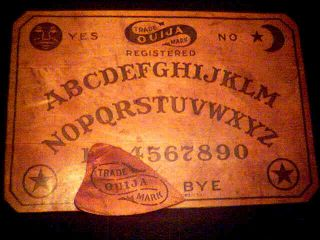 Antique Ouija Board photo
