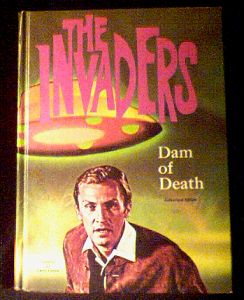 The Invaders TV book photo