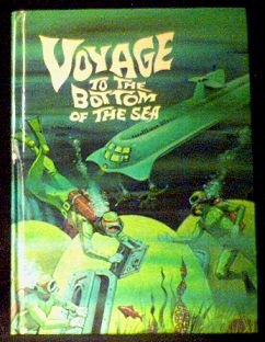 Voyage to the Bottom of the Sea book photo
