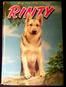Rinty TV book photo