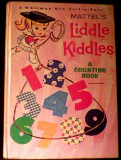 Liddle Kiddles Counting Book photo