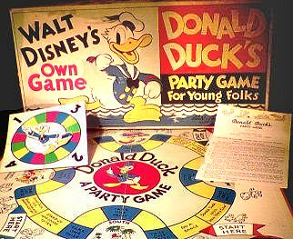 Donald Duck's Party Game photo