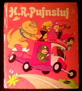 H. R. Pufnstuf book photo