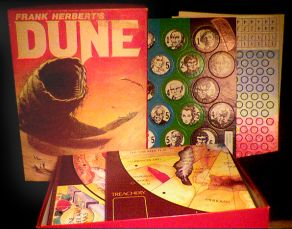 Dune Bookcase Game photo