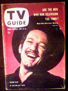 Have Gun Will Travel TV Guide photo