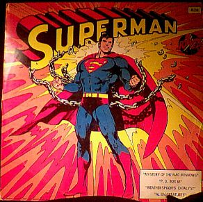 Superman Record photo