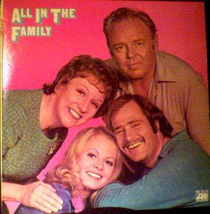 All in the Family Lp photo