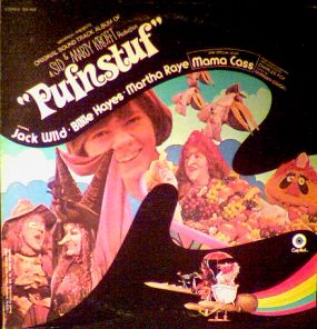 Pufnstuf Soundtrack photo