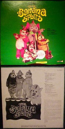 The Banana Splits Lp photo