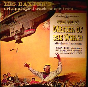 Master of the World Soundtrack Lp photo