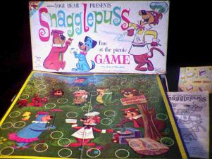 Snagglepuss Game photo