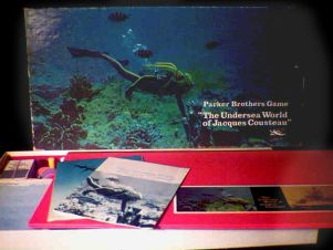Jacques Cousteau Game photo