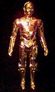Star Wars C-3PO figure photo