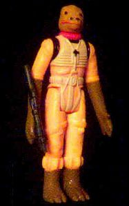 Star Wars Bossk figure photo