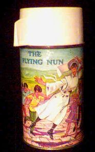 Flying Nun thermos photo