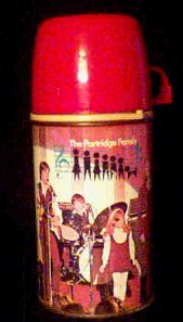 Partridge Family thermos photo