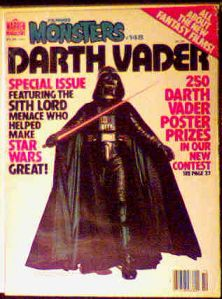 Famous Monsters #148 Darth Vader photo