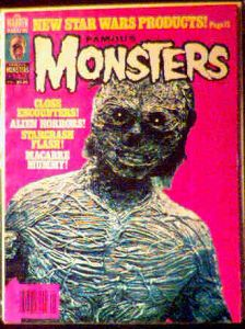 Famous Monsters #143 The Mummy photo