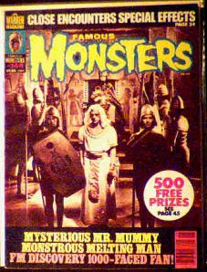 Famous Monsters #144 The Mummy photo