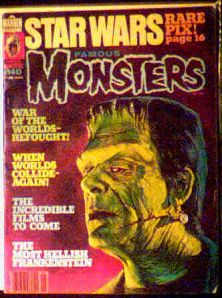 Famous Monsters #140 Frankenstein cover photo