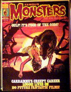 Famous Monsters #128 Food of the Gods photo