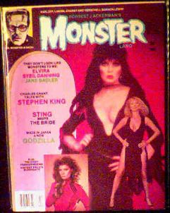 Monsterland #2 Elvira photo