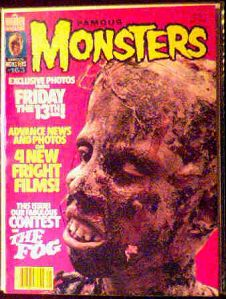 Famous Monsters #163 Friday the 13th photo