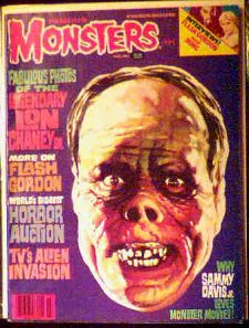 Famous Monsters #171 Lon Chaney photo