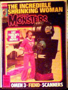 Famous Monsters #172 Shrinking Woman photo