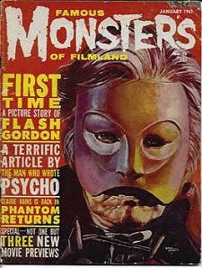 Famous Monsters #10 photo