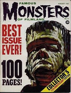 Famous Monsters #13 photo