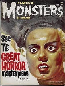 Famous Monsters #17 photo
