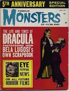 Famous Monsters #22 photo