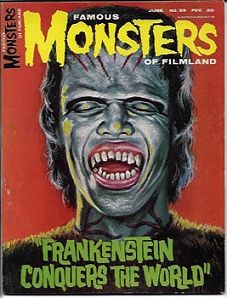 Famous Monsters # 39 photo
