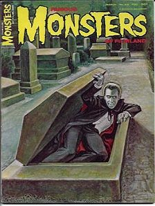 Famous Monsters #43 photo