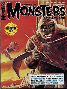 Famous Monsters #44 photo