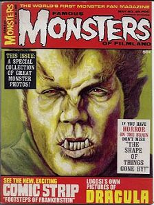 Famous Monsters # 49 photo